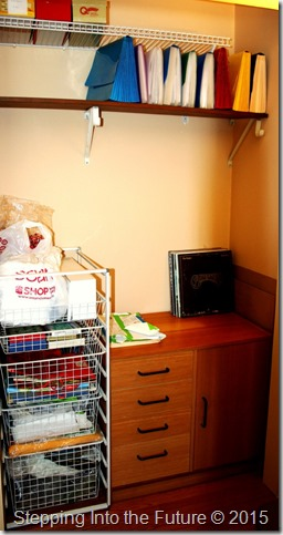 study storage alcove