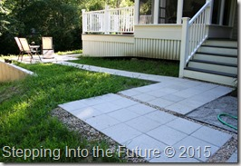 pavers - porch and patio