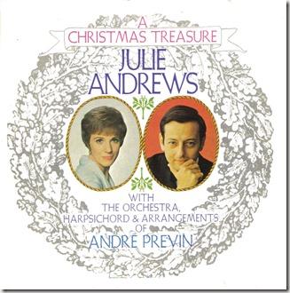 Julie Andrews Christmas CD